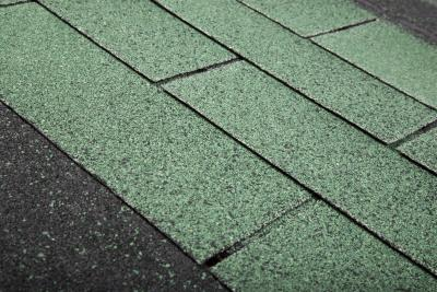 Teja Shingle Green